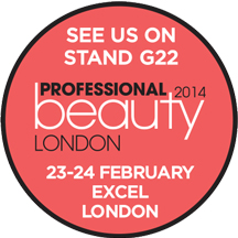 Come and see us at Professional Beauty 2014